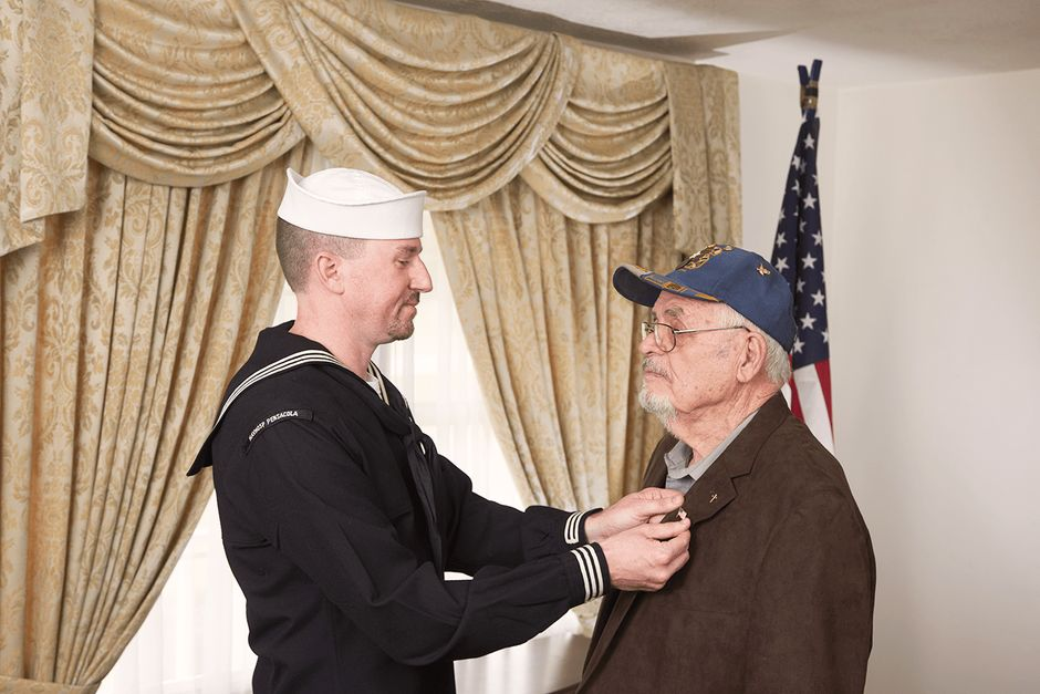 Unique Hospice & Palliative Care Needs for Veterans
